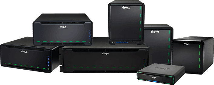 Drobo Data Storage Solution